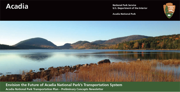 small photo of Acadia National Park
