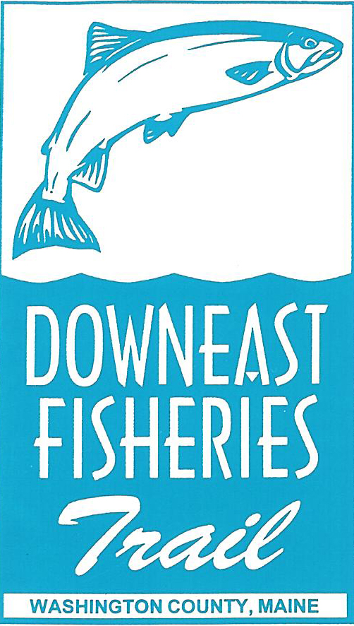 Washington County specific Downeast Fisheries Trail logo