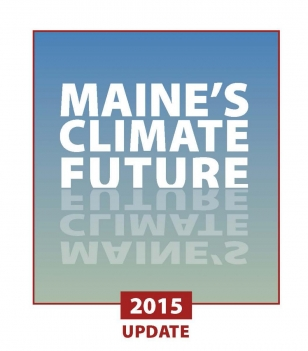 Maine's Climate Future publication cover image